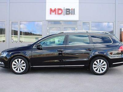 begagnad VW Passat TSI 160HK Navi Drag 0kr kontant möjligt