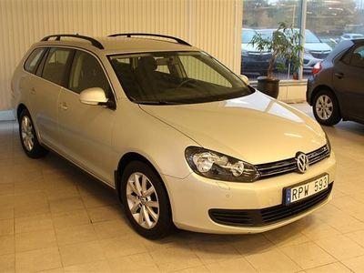 begagnad VW Golf 1,6 TDI Kombi