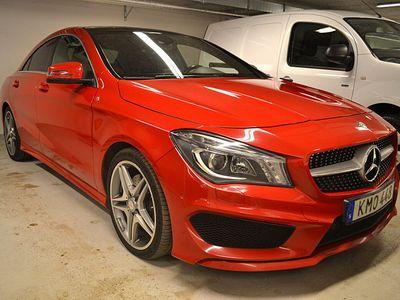 begagnad Mercedes 220 CLA-KlassCDI 170hk