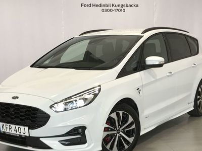begagnad Ford S-MAX ST-Line 2.0 EcoBlue AWD Aut, 190hk