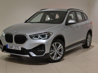 begagnad BMW X1 xDrive 20d Drag, Backkamera, (Räntekam