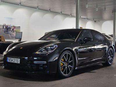 usata Porsche Panamera Turbo S E-Hybrid