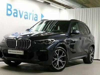 begagnad BMW 700 X5 xDrive40i M sport 7-sits Ny 2020, SUV Pris 848kr