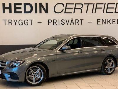 begagnad Mercedes E300 E BenzPlug-in Hybrid AMG 2019, Kombi 489 800 kr