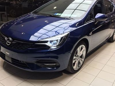 begagnad Opel Astra 5D GSLINE 145CVT LAUNCH1