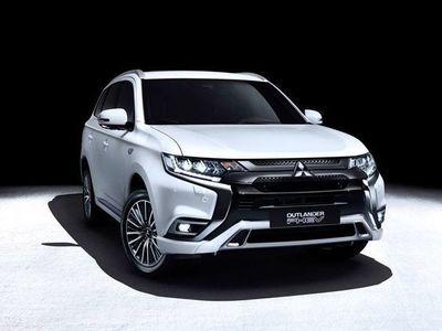 begagnad Mitsubishi Outlander P-HEV Business 2020 -20