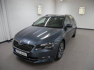 brugt Skoda Superb Combi L&K TDI 190 DSG 4X4 Adventure Edition
