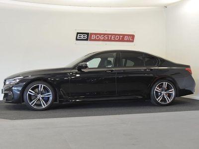 begagnad BMW 740 d xDrive M-Sport -17