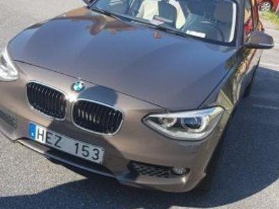 begagnad BMW 118 d -14