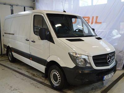 begagnad Mercedes Sprinter 316CDI/MOMSBIL/VAT/LÅG -16