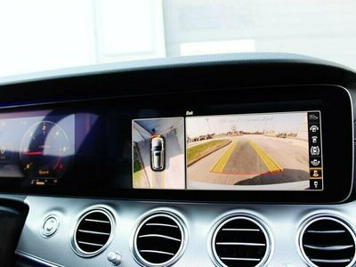 begagnad Mercedes E220 AMG /drag/H-up/Burmester