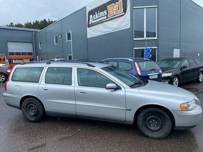 begagnad Volvo V70 2.4 140hk Dragkrok