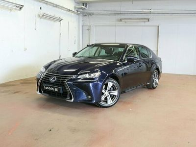begagnad Lexus GS300h 2.5 CVT Euro 6 223hk