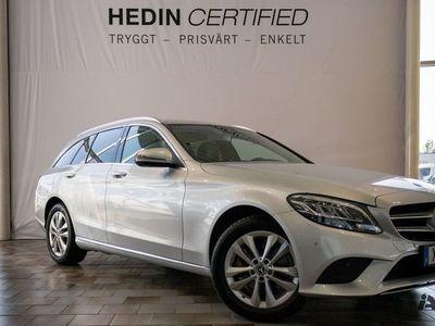 brugt Mercedes C220 d 4MATIC // Dragkrok & Navigation //