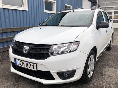 begagnad Dacia Logan MCV 0.9 TCe (90hk)