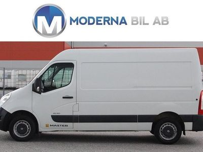 begagnad Renault Master 2.3 DCI AUT PDC 3-SITS NYBES