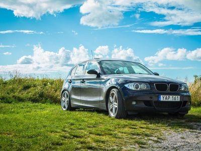 begagnad BMW 120 d E87 M-Sport