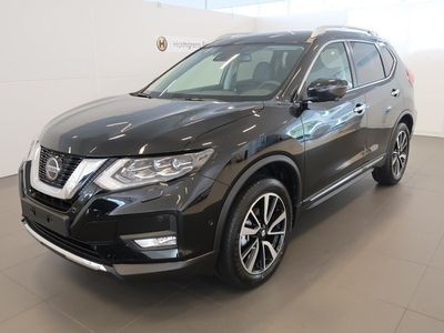 "begagnad Nissan X-Trail DIG-T 160 Tekna 2WD DCT 5 Seats Moonroof ""demobil"""