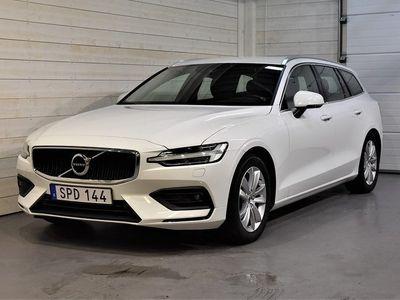 begagnad Volvo V60 D3 Momentum Advanced BLIS Drag VOC