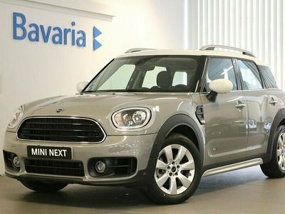 begagnad Mini Cooper Countryman ALL4