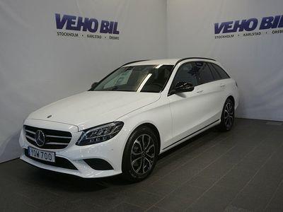 begagnad Mercedes 220 C-KLASST 2.0 9G-Tronic Euro 6 194hk