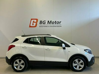 begagnad Opel Mokka 1.6CDTI Drag 136hk