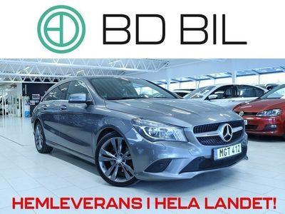begagnad Mercedes 220 CLA Benzd 4MATIC Shooting Brake 2016, Sportkupé 239 900 kr
