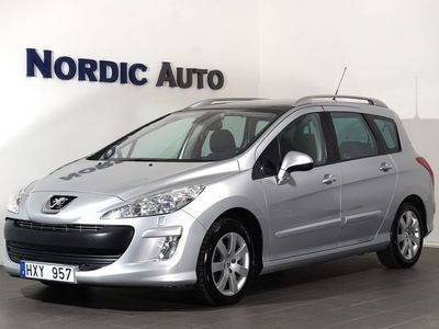 begagnad Peugeot 308 SW 1.6 HDi|Panorama|Nybes|Drag