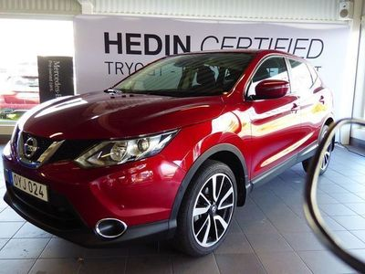 begagnad Nissan Qashqai DIG-T 115 6M/T Acenta Safety Connect