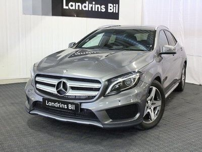 begagnad Mercedes GLA180 CDI 1.5 7G-DCT AMG Line -15