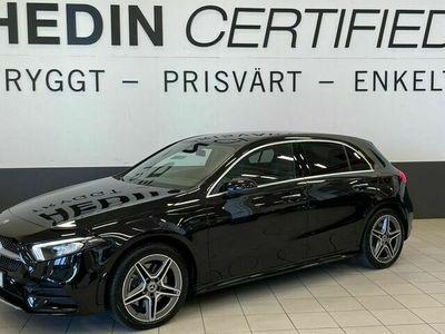begagnad Mercedes A250 - BenzPLUG - IN / AMG / PREMIUMPAKET
