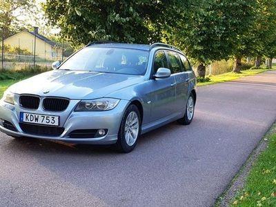 begagnad BMW 320 e91 d lci