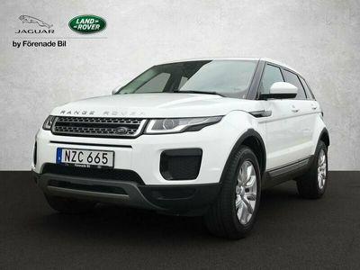 begagnad Land Rover Range Rover evoque SE Luxury AWD 240hk bensin