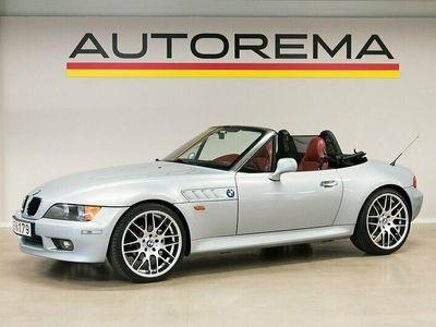 begagnad BMW Z3 2.8 Roadster 192hk