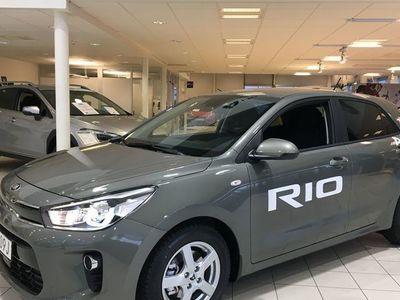 begagnad Kia Rio 1.0 T DCT Advance Plus #Demo#