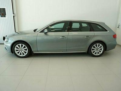 begagnad Audi A4 Avant 2.0 TFSI E85 quattro Proline 180hk