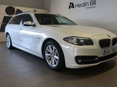begagnad BMW 520 5 D