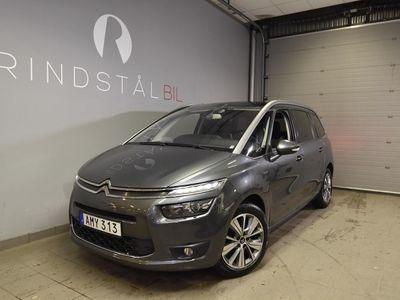 begagnad Citroën Grand C4 Picasso 2.0 HDi 150 HK AUT 7-SITS DRAG