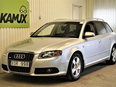 käytetty Audi A4 2.0T Avant quattro (200hk)