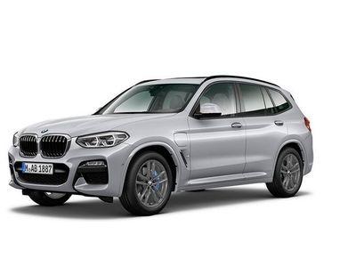 begagnad BMW X3 xDrive30e xDrive 30e PHEV Model M sport Kampanjpris