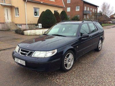 begagnad Saab 9-5 2.0 T 150hk NYBesiktad/Drag