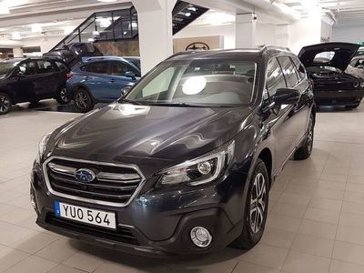 begagnad Subaru Outback 2.5I ACTIVE