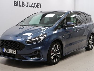 begagnad Ford S-MAX 2.0 TDCi 190 ST-Line AWD A 5-d