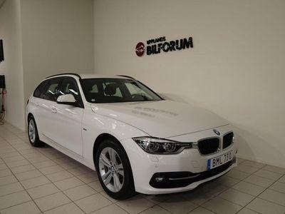 begagnad BMW 320 d xDrive Touring AUT Sport line (Drag