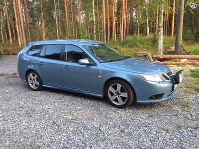 brugt Saab 9-3 Vector 2,0T Biopower Drag Automat -09