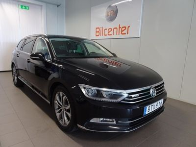 begagnad VW Passat 2.0 TDI Executive-4M-Aut-Dr -16
