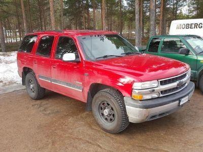 begagnad Chevrolet Tahoe 4d 4wd -00