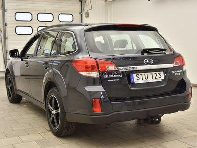 begagnad Subaru Outback 2.5 Boxer-CNG 173hk AUT / SKINN