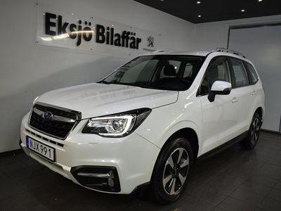 brugt Subaru Forester 2,0D-S XS 4WD *Drag,Värmare* Euro 6