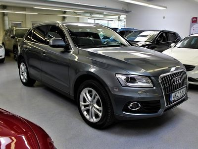 begagnad Audi Q5 2.0 TDI DPF / QUATTRO / DESIGN / S-TR -14